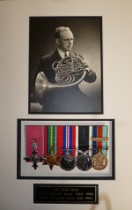 Removable Medals, War Medals
