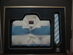 Rugby Jersey with Tie