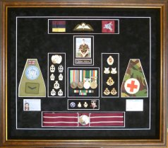 Military Medal collage