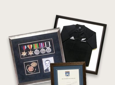 Degree, Jersey and Medal Frames and more