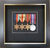 Medal set of 4