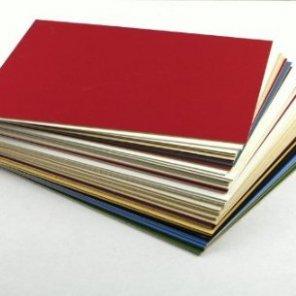 matboard sheets